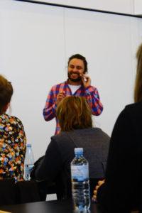 Foredrag om sundhed, nydelse og chokolade med Per Brændgaard