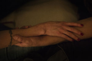 Tantra massage i form af krammeterapi.