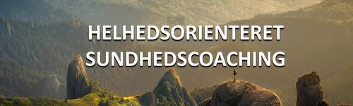 Helhedsorienteret sundhedscoaching session og forløb