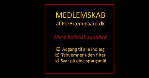 Køb medlemskab af PerBrændgaard.dk