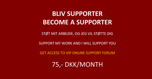 Bliv Brændgaard Supporter