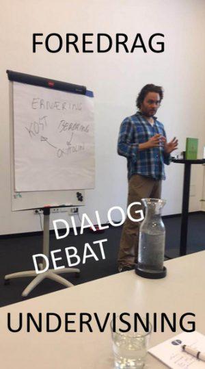 Book foredrag og undervisning om sundhed med Per Brændgaard