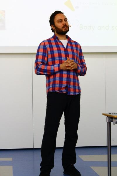 Foredrag om fred