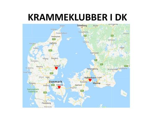 Krammeklubber i Danmark