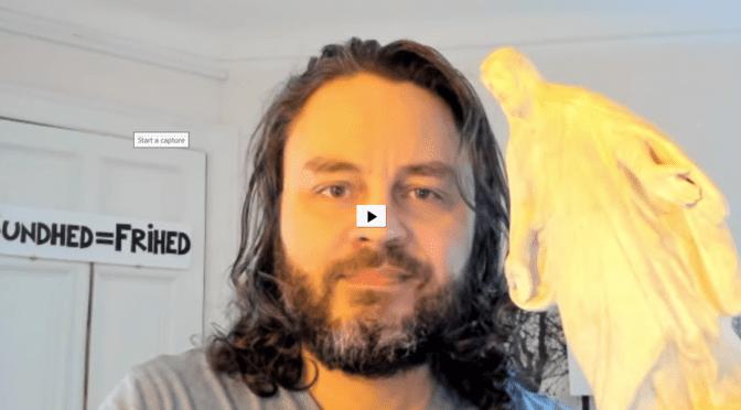 Ny video: Zionisme og krigen med corona