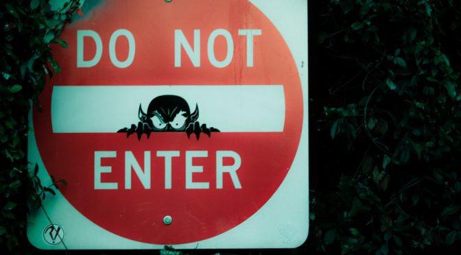 Den mest effektive ondskab…