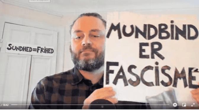 Ny video: Jeg skal i retten for ytringer
