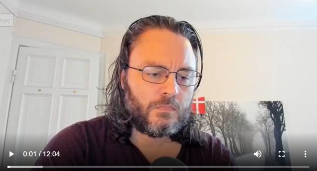 Ny video: Jeg ringer til politiet og beder om ord-listen