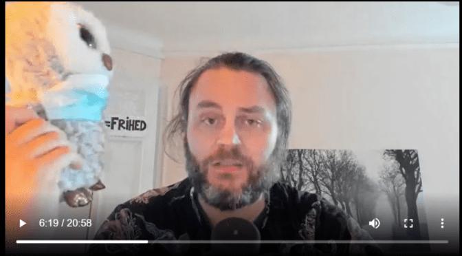 Ny video: Kærlighedsmeditation på Facebook